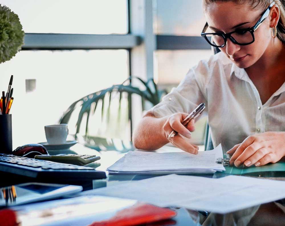¿Son seguros los créditos en línea para negocios?
