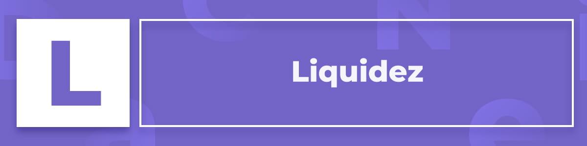 liquidez