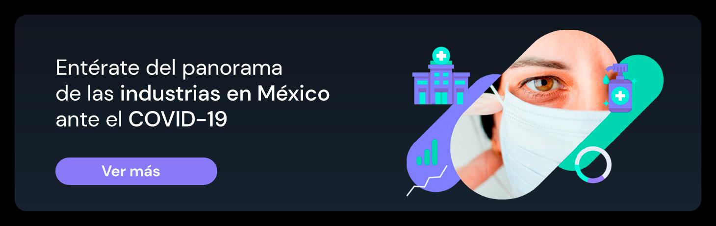 Impacto del Coronavirus en el sector de Salud en México