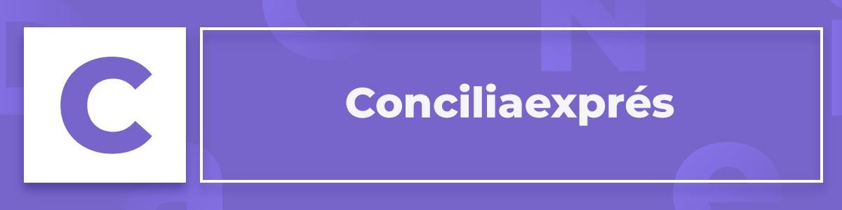 ¿Qué es Conciliaexprés?
