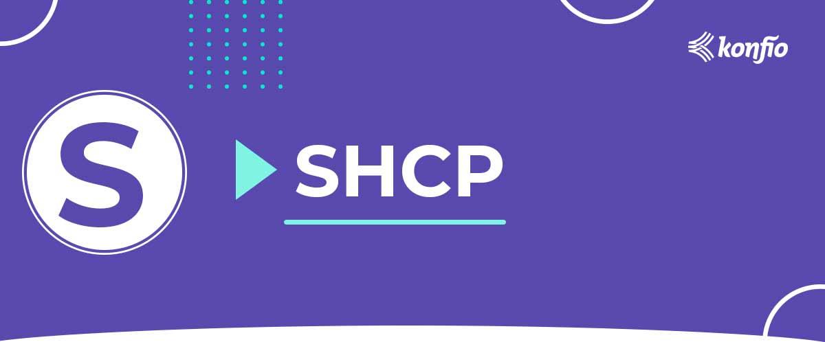 ¿Qué es la SHCP?