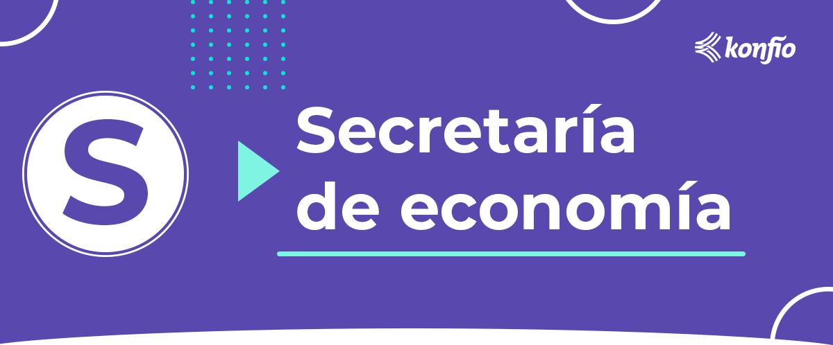 que-es-la-secretaria-de-economia