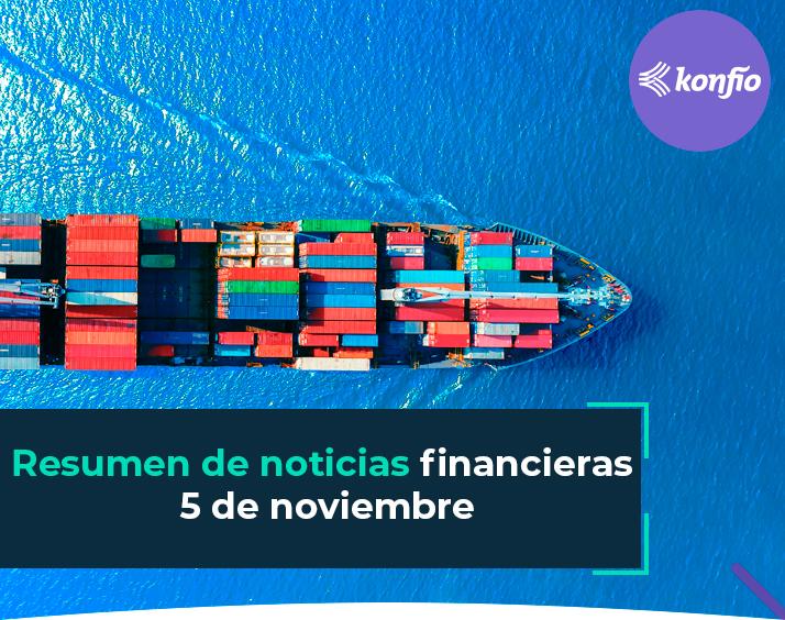 noticias-financieras-resumen-5-de-noviembre