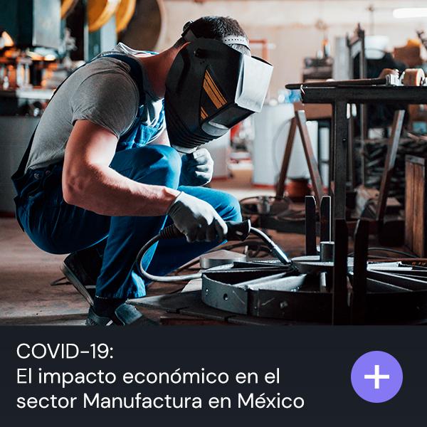 Impacto del Coronavirus en la Producción Manufacturera de México